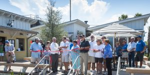 New Showers and Restrooms Open on Tybee's North Beach