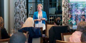 LaunchSAVANNAH Cocktails & Conversation Discusses Managing Stress