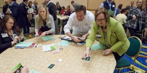Speed Networking Builds Connections