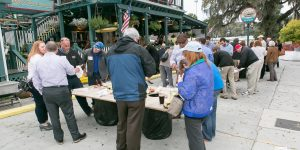 BankSouth Presents 17th Annual Tubby's Oyster Roast Business Connection | March 10