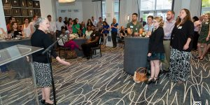 LaunchSAVANNAH Discussion Focuses on Developing Networking Skills