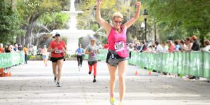 Publix Savannah Women's Half & 5K Results in $2.5M Direct Visitor Spend
