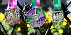 Finisher Medals Revealed for 2019 Publix Savannah Women's Half & 5K