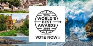 Use The Travel + Leisure World's Best Awards Toolkit to Help Secure Accolades