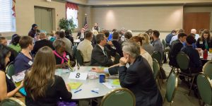 Members Make Connections at Speed Networking Event