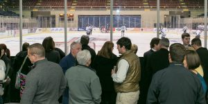 Chamber Hosts First Business Connection of 2016 at Hockey Classic