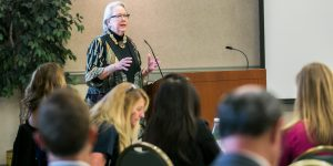 Chamber Members Mind Their Manners at December Small Business Luncheon