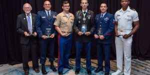 Chamber Honors Local Service Members at May 23 Military Appreciation Lunch