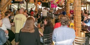 Chamber Hosts Spring Business Connection at The Crab Shack