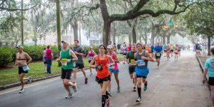 Savannah Rock 'N' Roll Marathon Hosts More Than 21,500 Runners