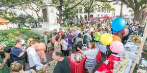 Taste of Downtown Features Food, Networking in Johnson Square