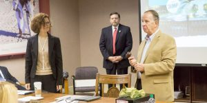 Visit Savannah Holds First Board Meeting of 2015