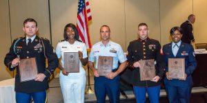 Savannah Chamber Honors Military at Appreciation Luncheon