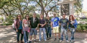 Visit Savannah Hosts Brazilian Travel Writers