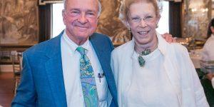 Leadership Savannah Honors Two Founding Members at Reception