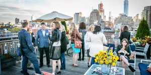 Visit Savannah PR Team Hosts NYC Media Event