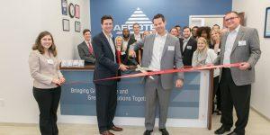 Aerotek Celebrates Ribbon Cutting