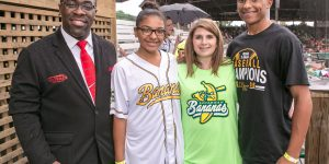 Chamber Business Connection Celebrates Savannah Bananas Opening Night