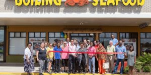 Boiling Seafood Celebrates Grand Opening