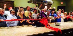 Chef Darin's Kitchen Table Celebrates Ribbon Cutting