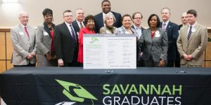 New Savannah Graduates Initiative Unveiled