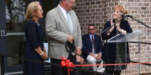Hospice of Savannah Celebrates Ribbon Cutting for Demere Center for Living