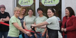 Flirt with Dessert Celebrates Ribbon Cutting