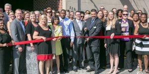 Holiday Inn Historic District Celebrates Ribbon Cutting