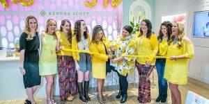 Kendra Scott Celebrates Grand Opening on Broughton Street