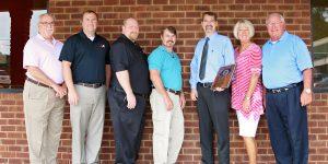 Chamber Congratulates DOE on 2015 Service Solution Provider Award