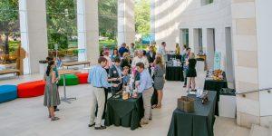 LaunchSAVANNAH and William Jay Society Enjoy Arts & Craft Bourbon