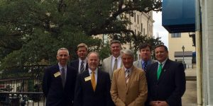 Visit Savannah Attends Meetings with Consul General of Ireland