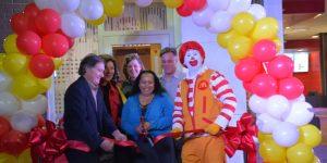 Sandfly McDonald's Celebrates Ribbon Cutting