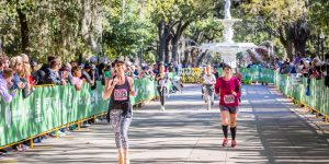 Publix Savannah Women's Half Marathon & 5K | April 6-8