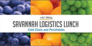 Center of Innovation for Logistics to Host Savannah Logistics Lunch Aug. 18