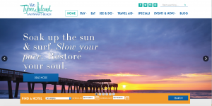 New Visit Tybee Website Launched This Month