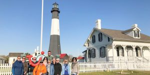 Visit Tybee Convention & Meeting Sales Hosts Tour Operator FAM