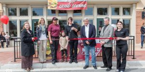 Wayback Burgers Hosts Grand Opening and Ribbon Cutting