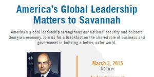 U.S. Global Leadership Coalition Foreign Policy Breakfast | March 3