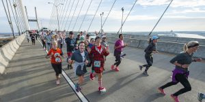 Register for the Enmarket Savannah Bridge Run Before Nov 1 Price Increase