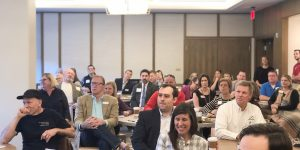 First Coffee Chat Provides Morning Networking Opportunity for Members