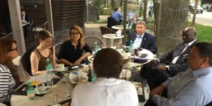 Visit Savannah President Travels on Governor-Hosted Trip to Brazil