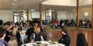 Chamber Talks Taxes at January Power Hour Luncheon