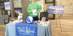 Visit Tybee Represented at Georgia on My Mind Day