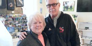 Michigan Couple Staying Long Term Visits VIC
