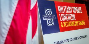 Chamber's Military Affairs Council Hosts Military Update Luncheon