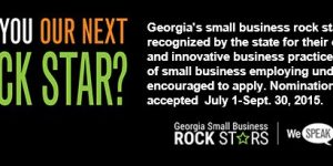 Are you Georgia's Next Small Business Rock Star?