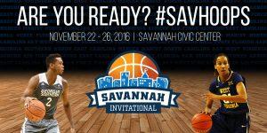 Savannah Basketball Invitational | November 22-26