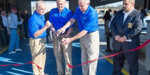 Southeastern Auto Auction of Savannah Hosts Grand Re-Opening