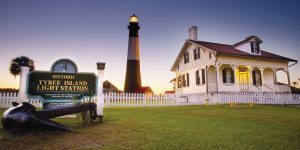 Tybee Lighthouse Tower & Observation Deck Closed Until March 17